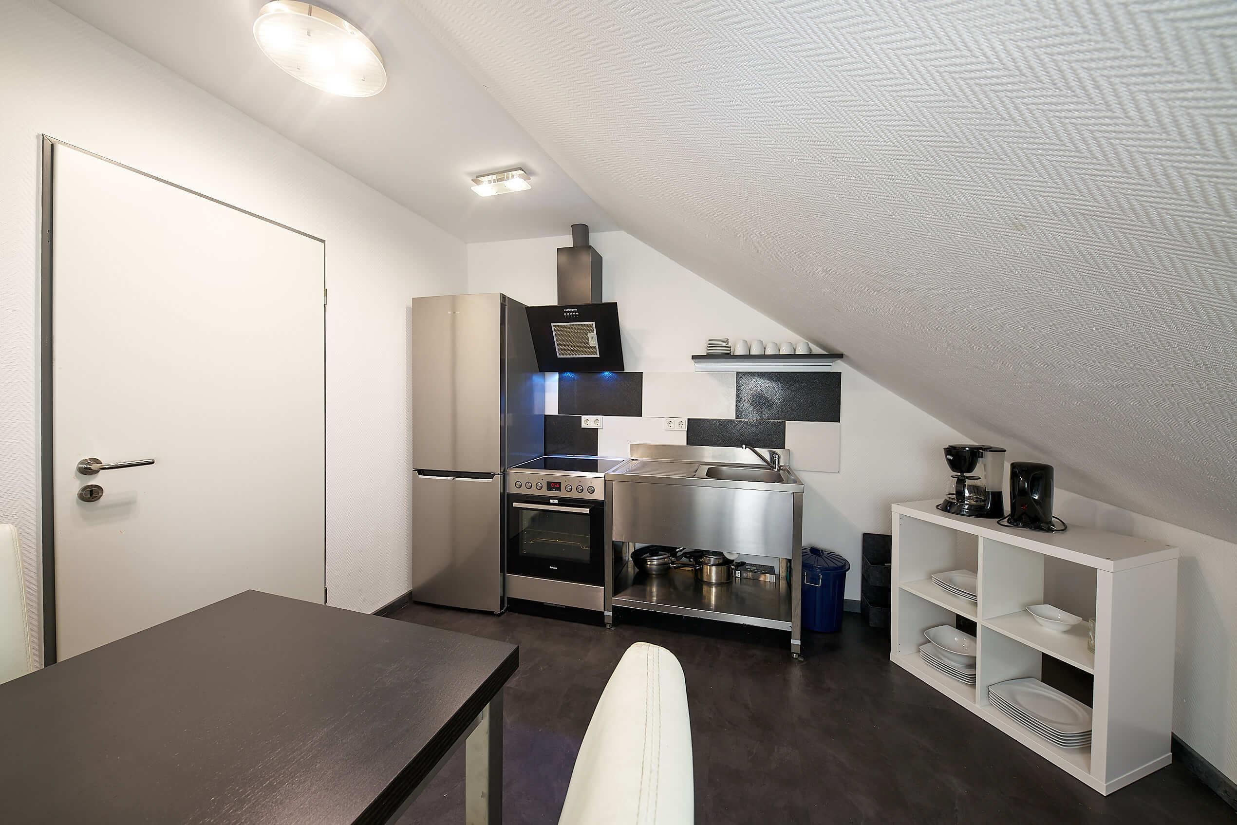 Küche 1 Appartement